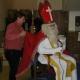 Bezoek van de Sint