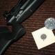 Het geweer en de munitie